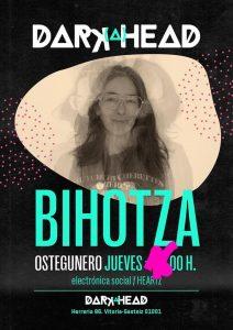 Bihotza @ Darck(a)head (Gasteiz)